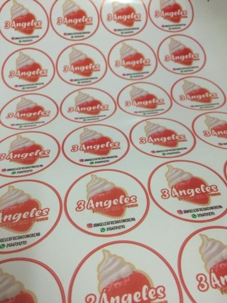 Stickers Redondos