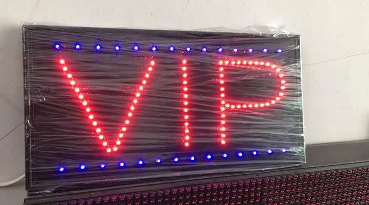 Aviso LED – VIP